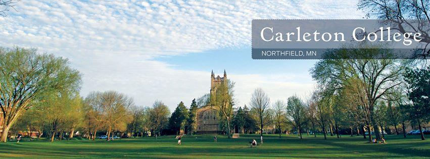 """Resultado de imagen de """"Carleton college"""""""