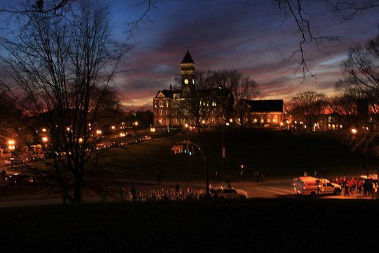 Clemson university admissions essay
