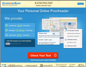 grammar checker GrammarBase.com review
